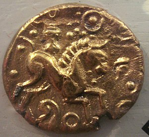 Trinovantes - Coin of the Trinovantes.