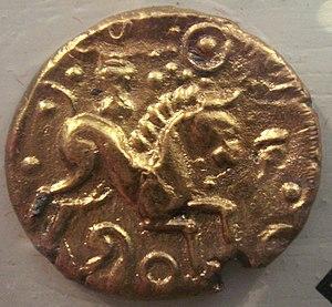 Trinovantes - Coin of the Trinovantes.