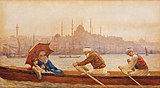 Excursion on the Golden Horn