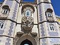 Tritão do Palácio Nacional da Pena em Sintra (37104584772).jpg