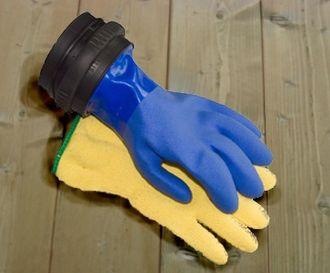 Glove - Dry scuba gloves