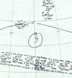 Tropical Storm Pamela surface analyis 25 August 1964.png