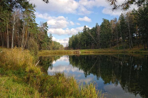 Парк «Тростянецький», © Сергій Криниця, CC-BY-SA 3.0