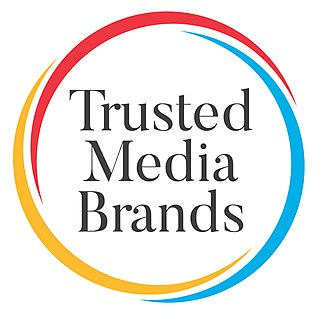 Trusted Media Brands Multi-platform media and publishing company
