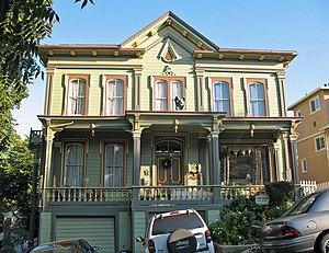 Tucker House - Image: Tucker House (Martinez, CA)
