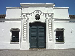 Casa de Tucumán - Casa Histórica de Tucumán, site of the Argentine declaration of independence