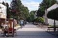 Turčianské Teplice, pěší zóna.jpg