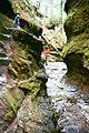 Turkey Run SP Rocky Hollow Canyon NNR Indiana10.jpg