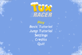 Tux Racer for Android screenshot, main menu.png