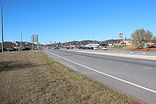 Map Of Highway 41 In Georgia.U S Route 41 Wikipedia