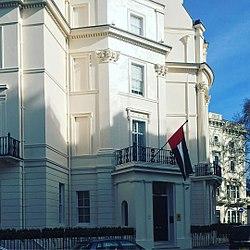 Embassy of the United Arab Emirates, London - Wikipedia