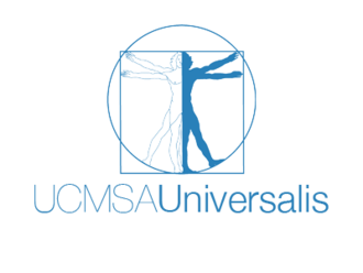 UCMSA Universalis - An unofficial version of the UCMSA Universalis logo, from September 2013.