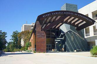 Henry Samueli School of Engineering - Henry Samueli School of Engineering Engineering Hall at UCI Campus
