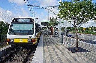 UNT Dallas station