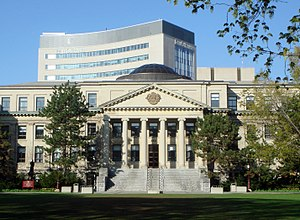 Higher education in Ontario - University of Ottawa, Tabaret Hall