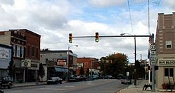 Churubusco, Indiana.