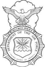 Air Force Security Police Badge | Military Wiki | FANDOM