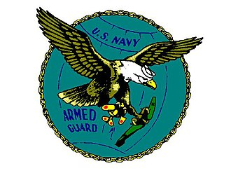 United States Navy Armed Guard - Insignia of the United States Armed Guard