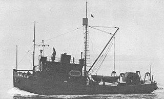USS <i>Affray</i> (AMc-112)
