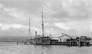 USS <i>Alert</i> (AS-4) Iron-hulled screw steamer gunboat in the United States Navy
