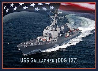 USS <i>Patrick Gallagher</i>