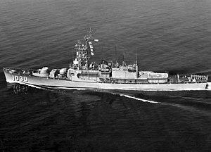 USS Joseph K. Taussig (DE-1030) - USS Joseph K. Taussig (DE-1030)