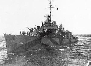 USS Little (DD-803)