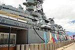 USS Missouri - View from the Ground (6180407862).jpg