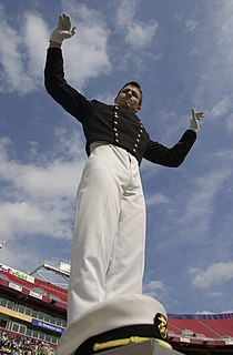 United States Naval Academy Drum and Bugle Corps
