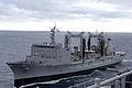 US Navy 070504-N-8861F-015 The Argentine supply ship ARA Patagonia (B 1) participates in exercises alongside dock landing ship USS Pearl Harbor (LSD 52) to mark the beginning of UNITAS.jpg