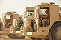 US Navy 101030-N-6436W-038 Seabees assigned to Naval Mobile Construction Battalion (NMCB) 40 level a project site at Camp Deh Dadi II, Afghanistan.jpg