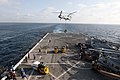 US Navy 120104-N-PB383-536 A helicopter transfers cargo between ships.jpg