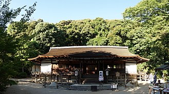 Ujigami Shrine - Ujigami shrine