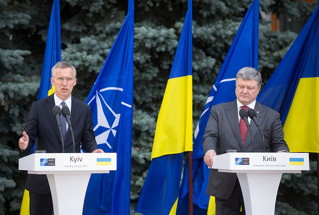 Ukraine – NATO Commission chaired by Petro Poroshenko (2017-07-10) 38.jpg