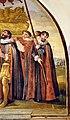 Ulisse giocchi (attr.), Trasporto del corpo di sant'Agnese dentro le mura di montepulciano, 1610 ca. 05.jpg