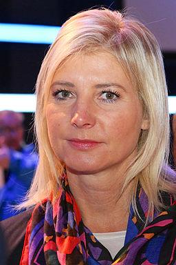 Ulrike Scharf 2015