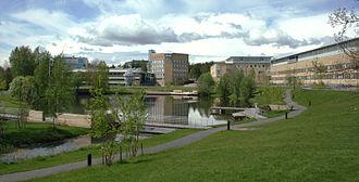 Umeå University - Umeå University Campus