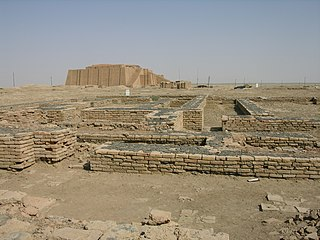 Ur Archaeological site in Iraq