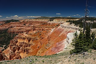 national monument in Iron County, Utah, United States