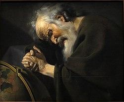 Johannes Moreelse: Heraclitus