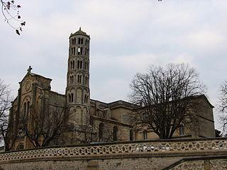 Uzès Commune in Occitanie, France