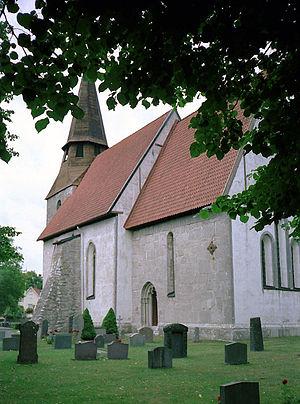 Vänge, Gotland - Vänge Church