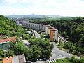 Výhled z obchodní akademie - sídliště Prosetice D.JPG