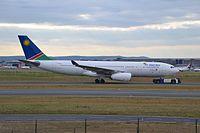 V5-ANO - A332 - Air Namibia