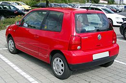 VW Lupo rear 20080809.jpg