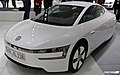 VW XL1 white at Hannover Messe (8713380997).jpg
