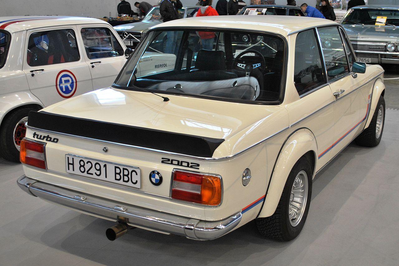 File V Retro Auto Amp Moto Galicia Bmw 2002 Turbo 1975 2000