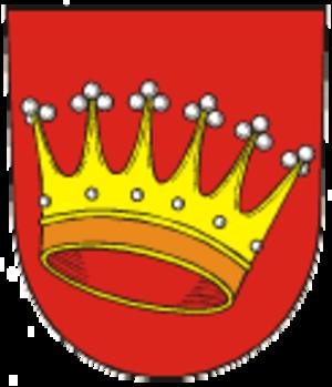 Valašské Meziříčí - Image: Valasske Mezirici znak