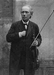 Valdemar Tofte Danish violinist