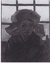 Van Gogh - Kopf einer Bäuerin vor dem Fenster2.jpeg